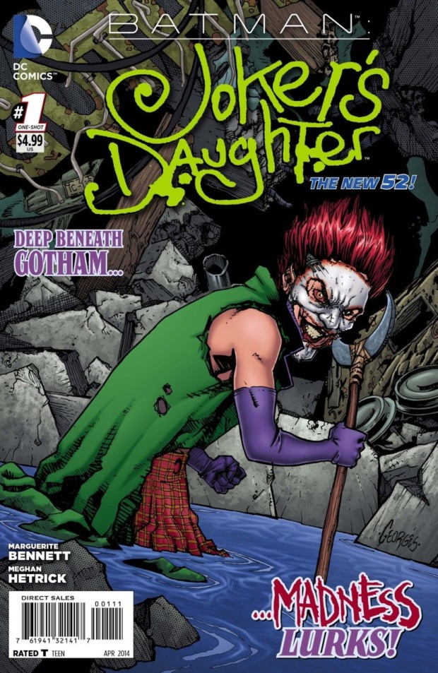 Batman: Joker's Daughter Volume 1