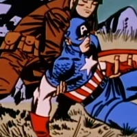 Throwback Superhero Cartoon of the Day: 2 Hour Mega Block of Captain America (1966)!