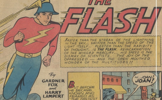 Flash Comics #1 Review