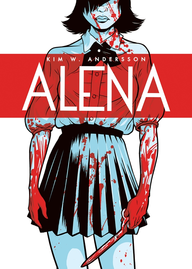 Alena Graphic Novel