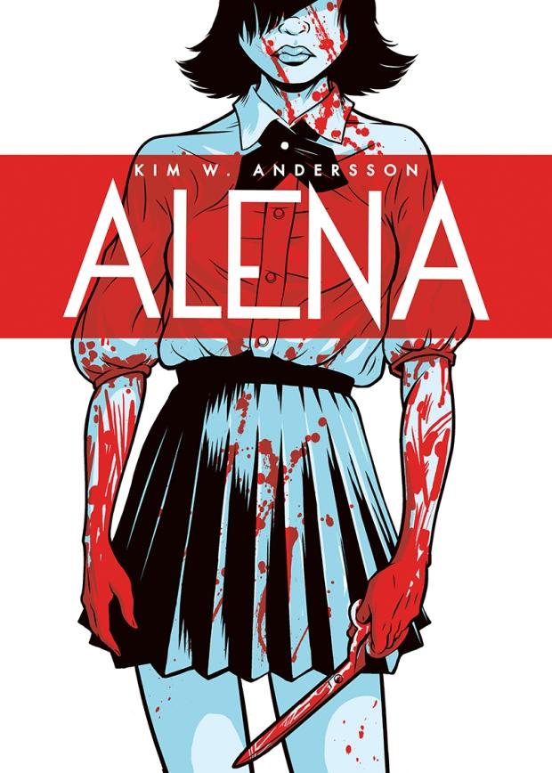 Alena Graphic Novel