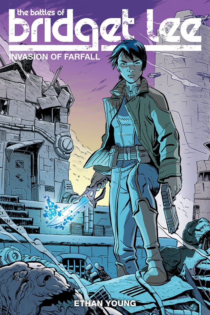 Ethan Young and Dark Horse Comics Bring Us a New Graphic Novel Series