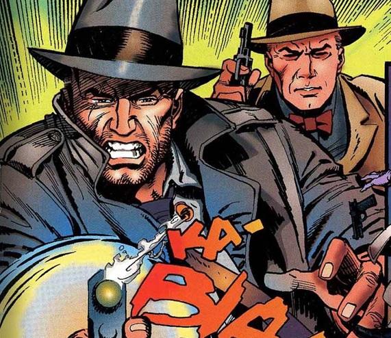 Mickey Spillane's Mike Danger Volume 1 #1