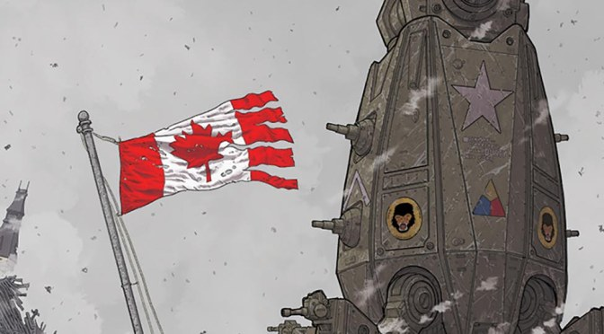 Image Comics Brings 'We Stand on Guard' to the Masses in May