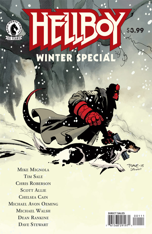 Hellboy Winter Special (2016) Review