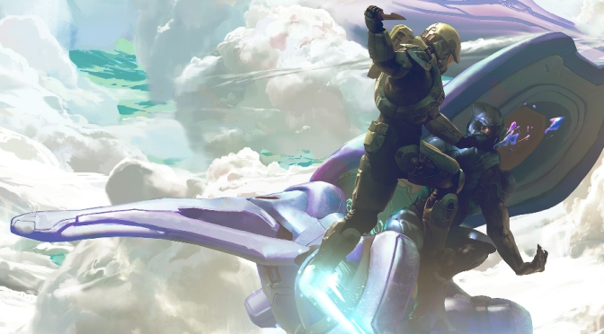 Get Ready for an All-New Halo Anthology!
