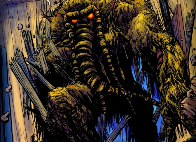 'Dead of Night: Featuring Man-Thing #1' Review
