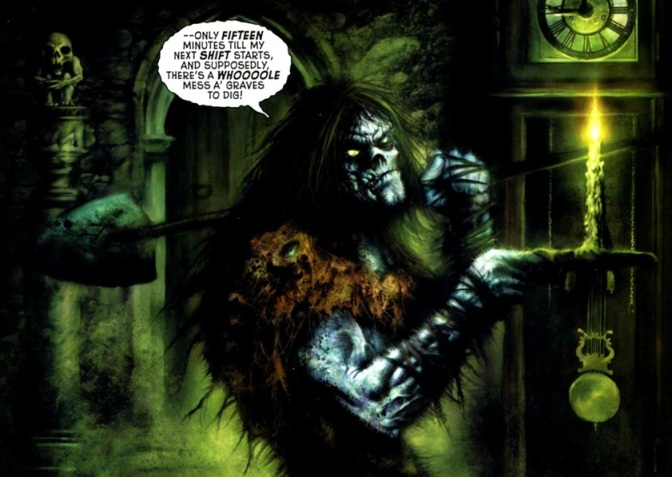 'Dead of Night: Featuring Man-Thing #4' Review