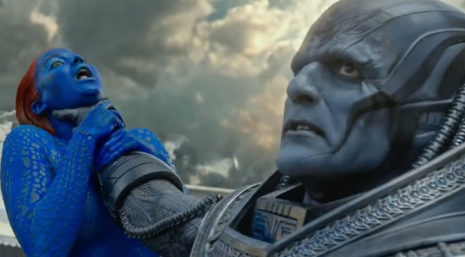 Dig on the X-Men: Apocalypse Trailer Now!