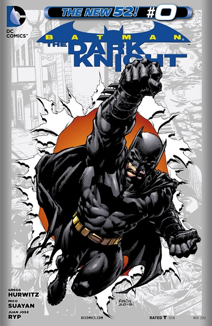 new 52 batman dark knight 0 cover