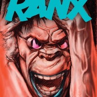 Dark Horse Comics Set to Release Ranx in English!