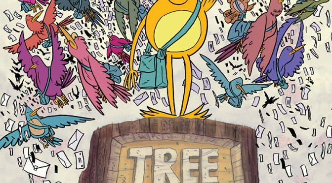Tree Man Graphic Novel