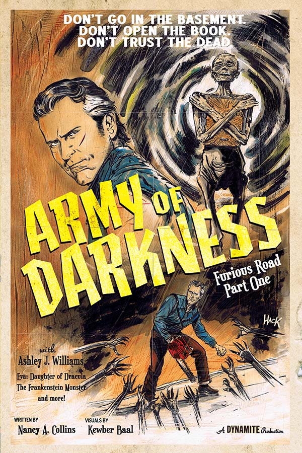 Army of Darkness: Furious Road #1 & #2 Review