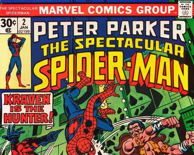 Throwback Review: Spectacular Spiderman #2