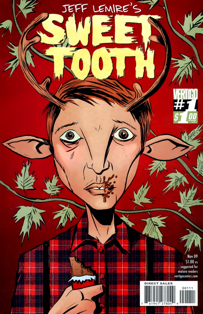 Sweet Tooth #1 Review