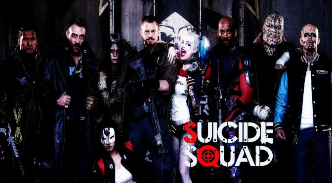 A Brand New Suicide Squad Trailer Electrifies