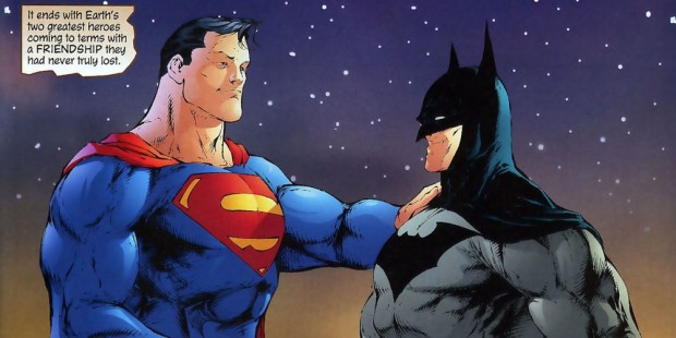Batman nd Superman
