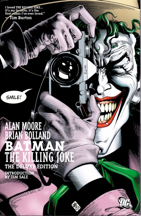 batman the killing joke cover