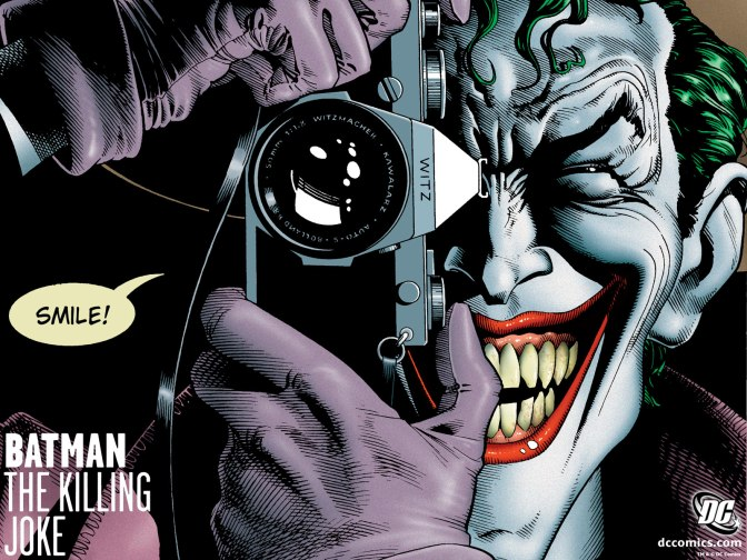 Alan Moore, Brian Bolland 'Batman: The Killing Joke' Review