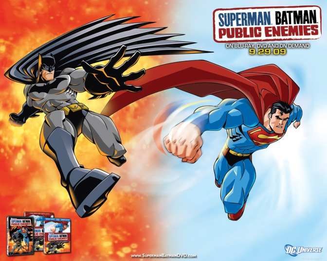 Superman and Batman: Public Enemies Review