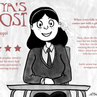 Ike Beal Breaks Down Vera Brosgol's Excellent 'Anya's Ghost' (Review)