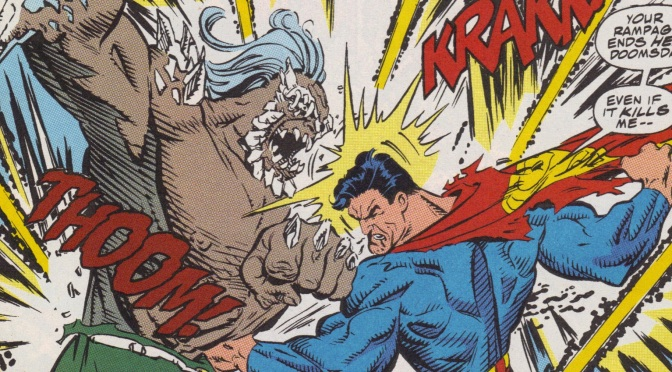 Reliving the Death of Superman (Review)