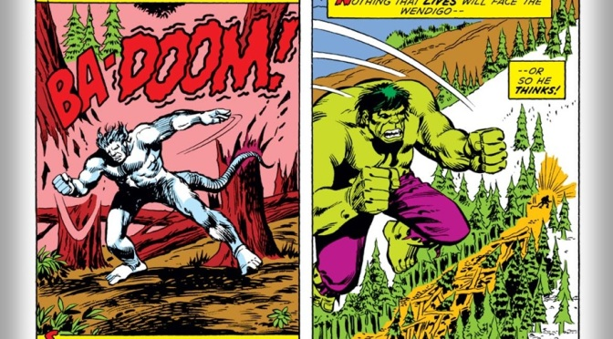 Throwback Review: Incredible Hulk #162 (First Appearance of Wendigo)