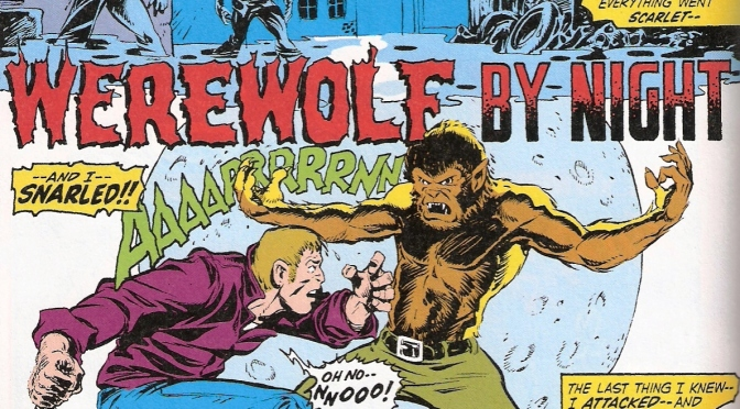 Marvel Spotlight on… Werewolf by Night #2 (Review)