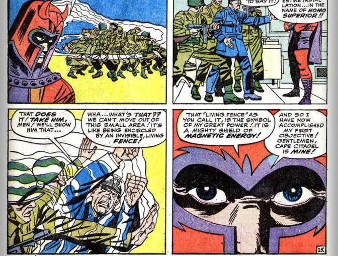 Throwback Review: X-Men #1 (First Appearance of Magneto)