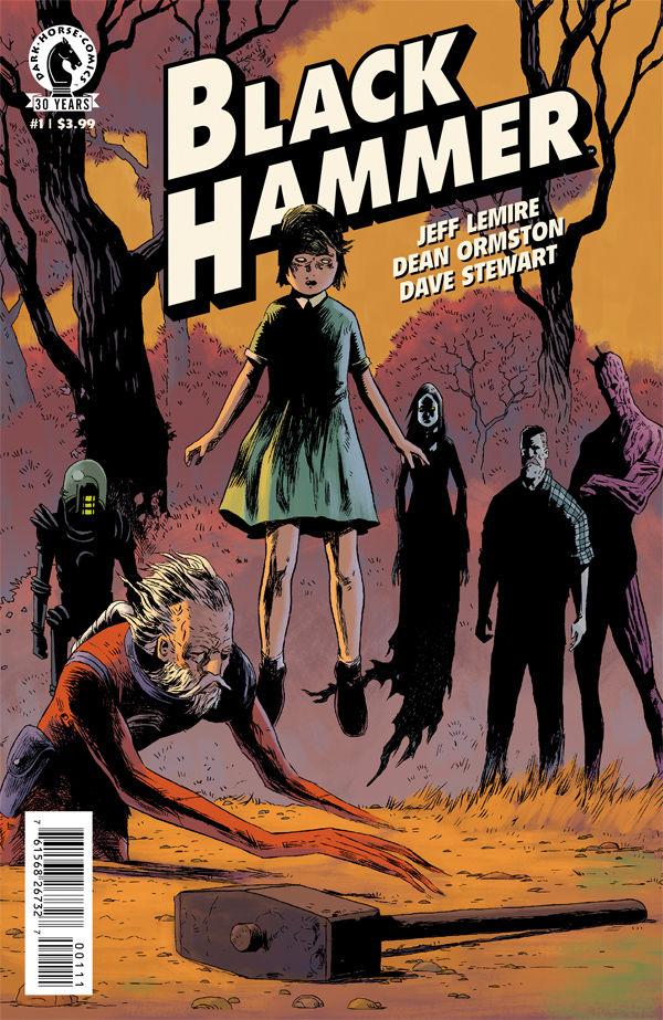 Black Hammer #1 Review