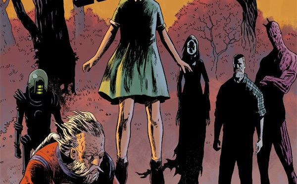 Black Hammer #1 Review