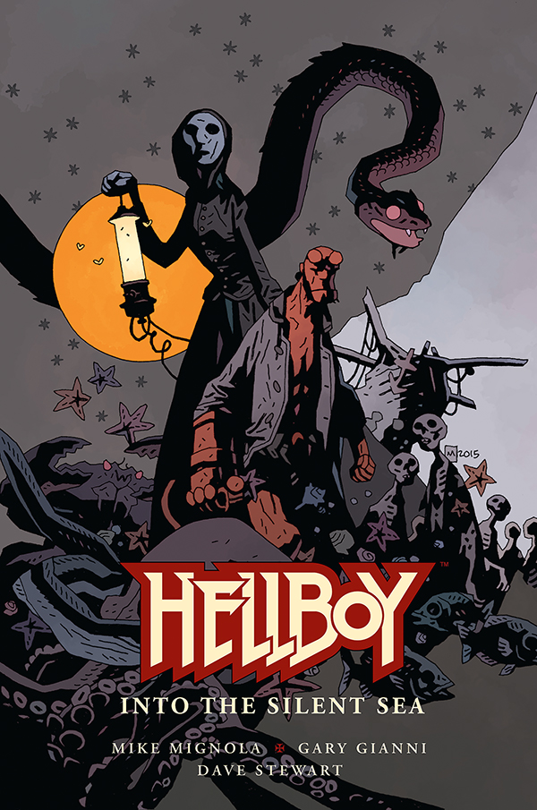 'Hellboy: Into the Silent Sea' is Coming