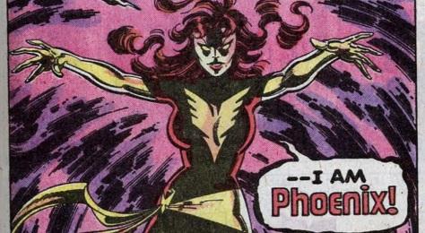 Uncanny X-Men 134 Phoenix