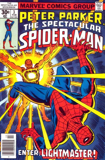 Throwback Review: Spectacular Spider-man #3