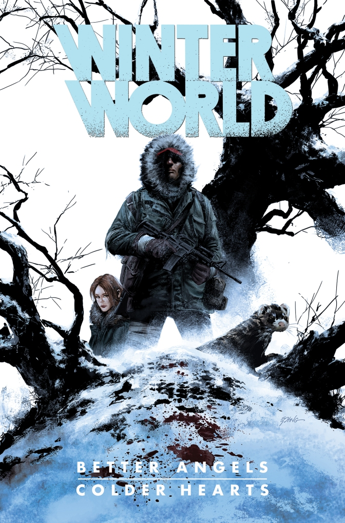 Winterworld: Better Angles, Colder Hearts is an Easy Recommendation (Review)
