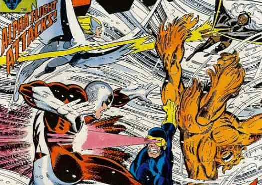 Breaking Down The Uncanny X-Men #121 – The First Appearance of Alpha Flight