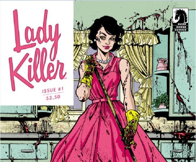 Lady Killer #1