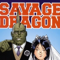 Savage Dragon: Growing Pains Review