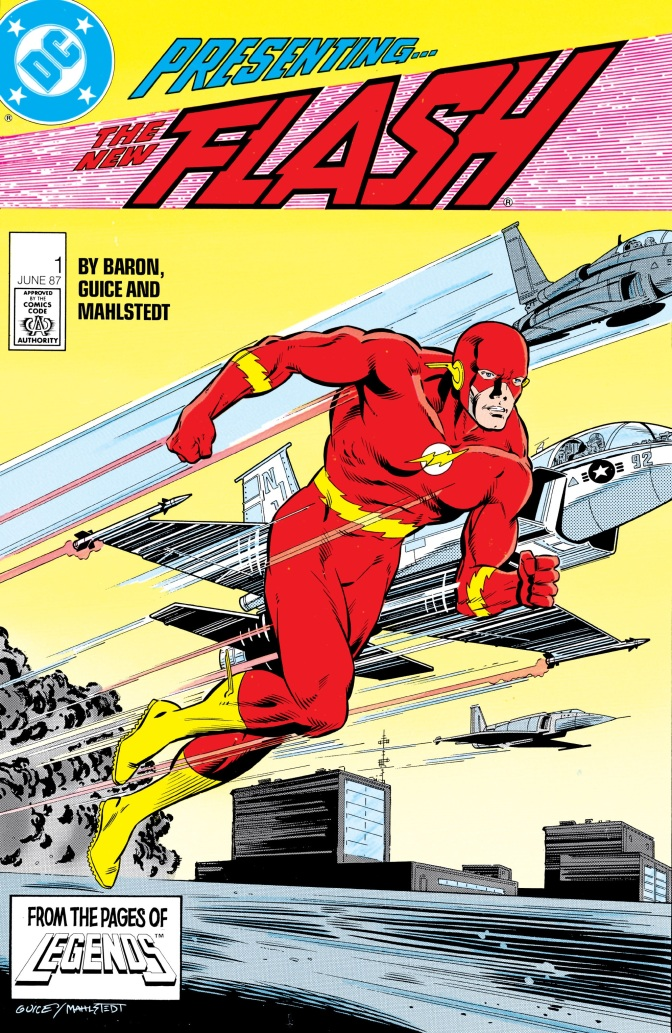 The Flash Volume 2 #1 Review