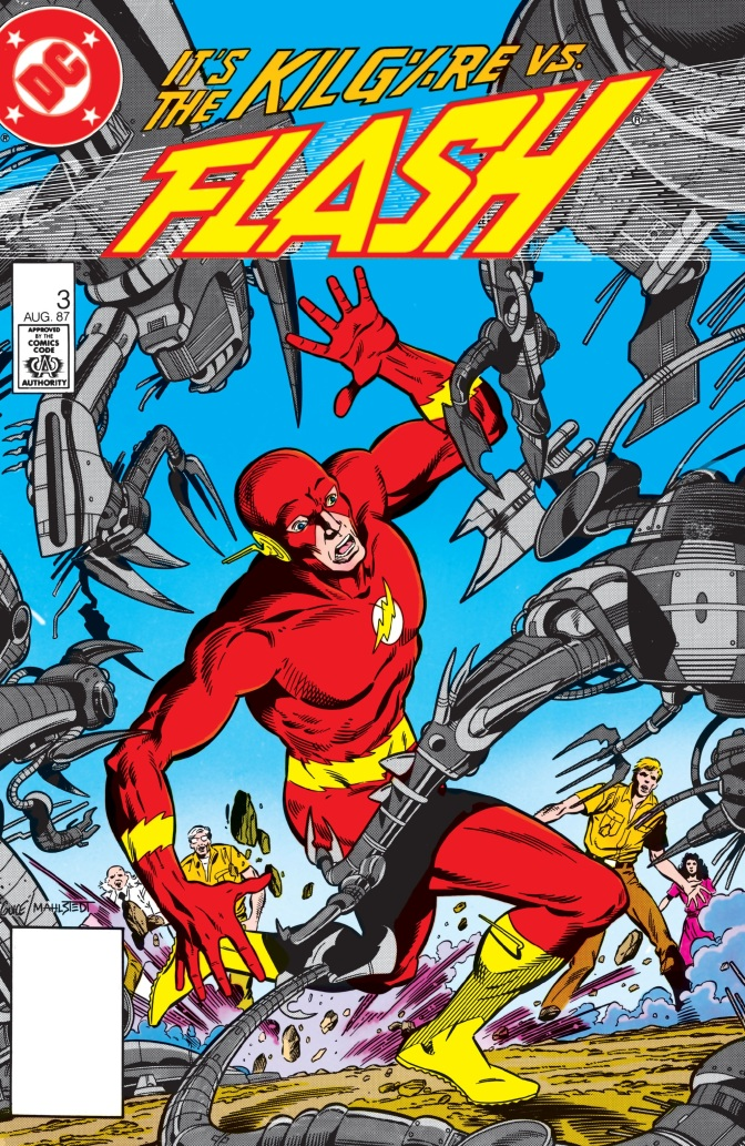 The Flash Volume 2 #3 Review