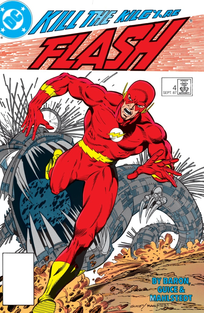The Flash Volume 2 #4 Review