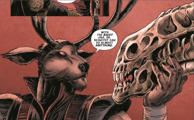 'Predator vs Judge Dredd vs Aliens #1' Review