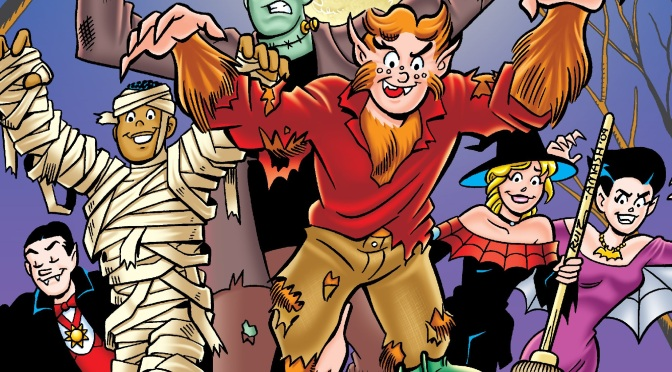 Archie Halloween Blowout 2012 Review