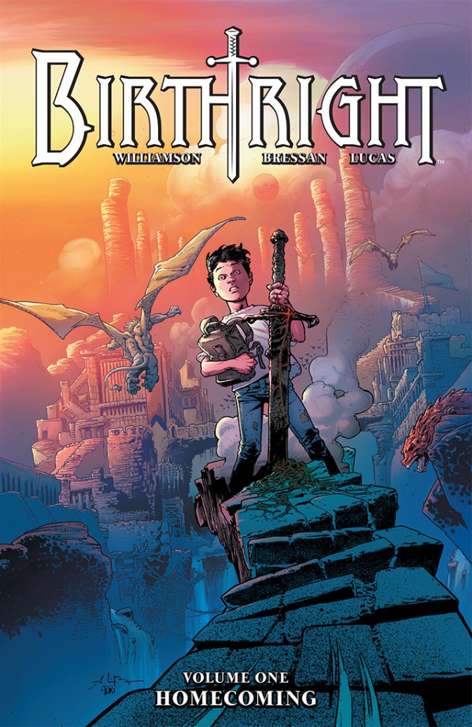'Birthright' Volume 1: Homecoming (Review)