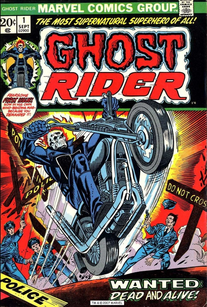 'Ghost Rider' #1 Review