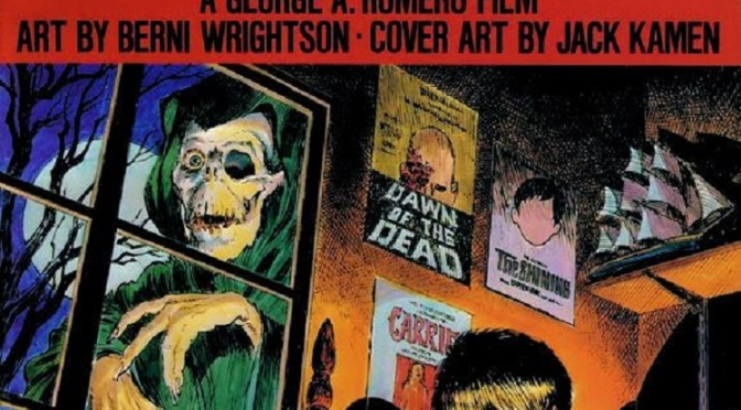 The 'Creepshow' Graphic Novel is Available Once Again!