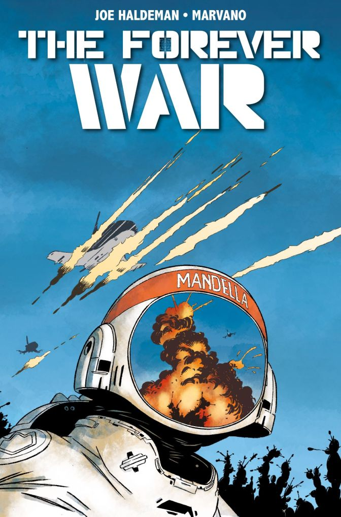 'The Forever War #1' Review