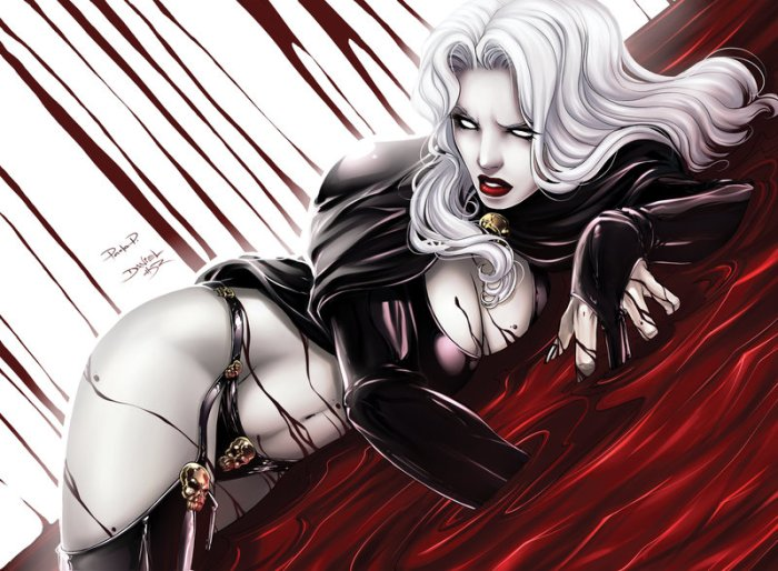 Lady Death (Click for full size image