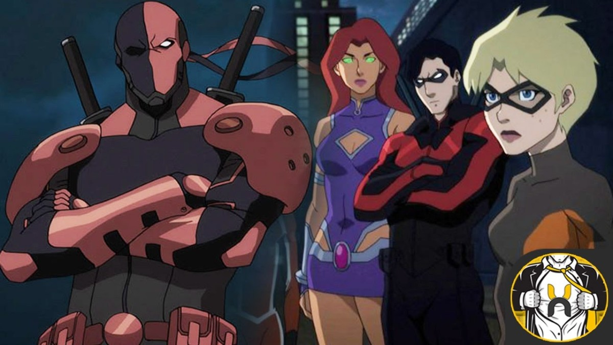 The Trailer For Teen Titans The Judas Contract Is Here -5733