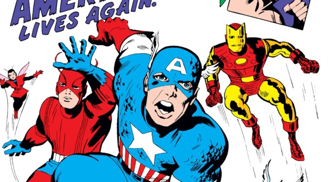 'The Avengers #4' Review – Captain America Joins The Avengers!